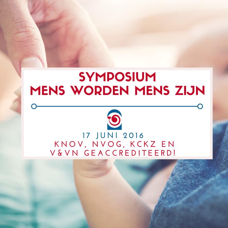 geboortezorg symposium Mens Worden Mens Zijn